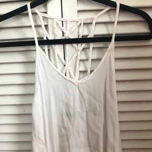 Brandy Melville ladder back tank